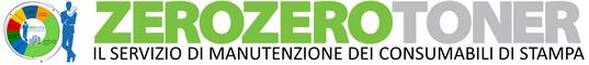 Logo-zerozerotoner-servizio-manutenzione-consumabili-stampa