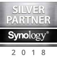 Synology Partner Logo Silver