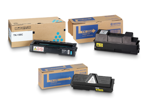 kit di toner e consumabili di stampa di Kyocera